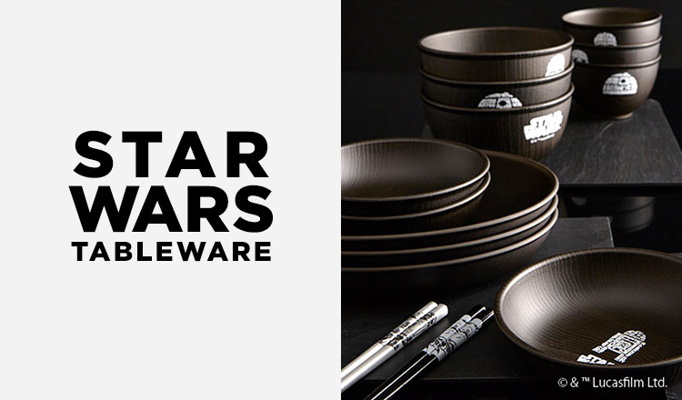 STARWARS TABLEWARE