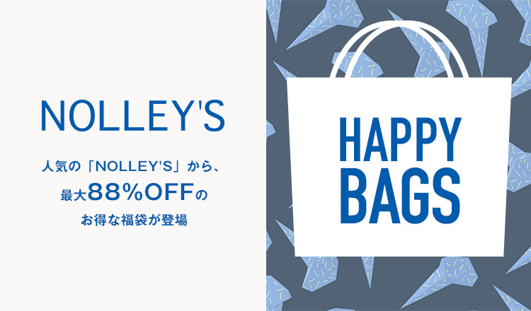 HAPPY BAG : NOLLEY'S