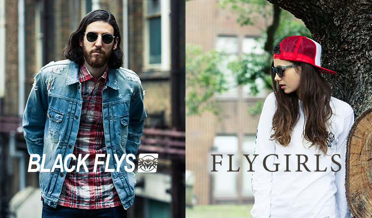 BLACK FLYS/FLY GIRLS
