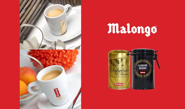 フランスの老舗コーヒー豆専門店 MALONGO