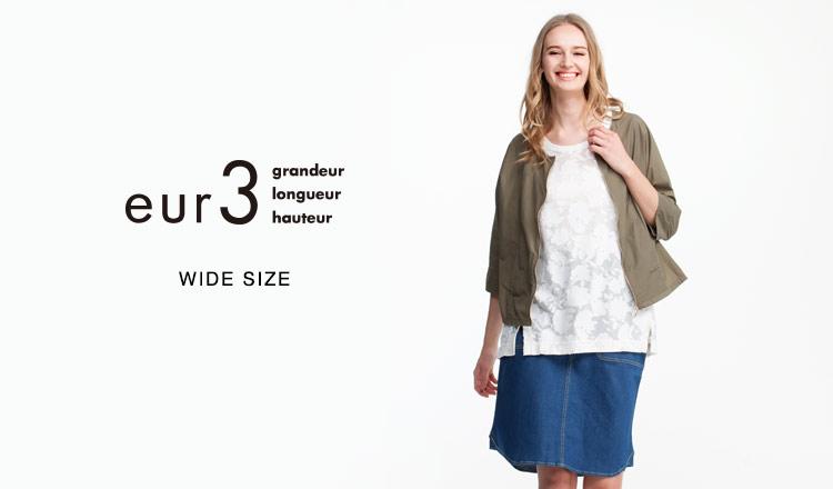 EUR3-Wide Size-