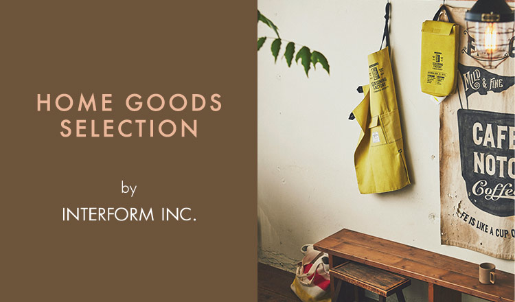 HOME GOODS SELECTION BY INTERFORM