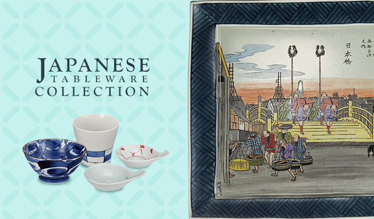 JAPANESE TABLEWARE COLLECTION