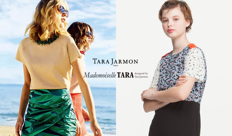 TARA JARMON & Mademoiselle TARA
