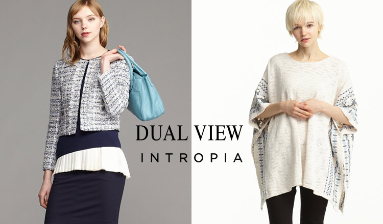 DUAL VIEW/INTROPIA/HOSS INTROPIA