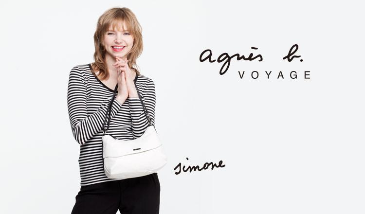 AGNES B.VOYAGE FEMME