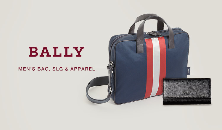BALLY MEN'S BAG, SLG & APPAREL