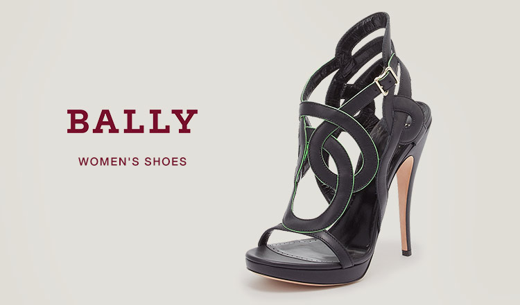 BALLY WOMEN'S SHOES