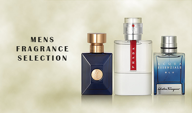 MENS FRAGRANCE SELECTION