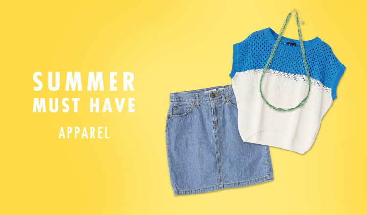 SUMMER MUST HAVE-APPAREL-