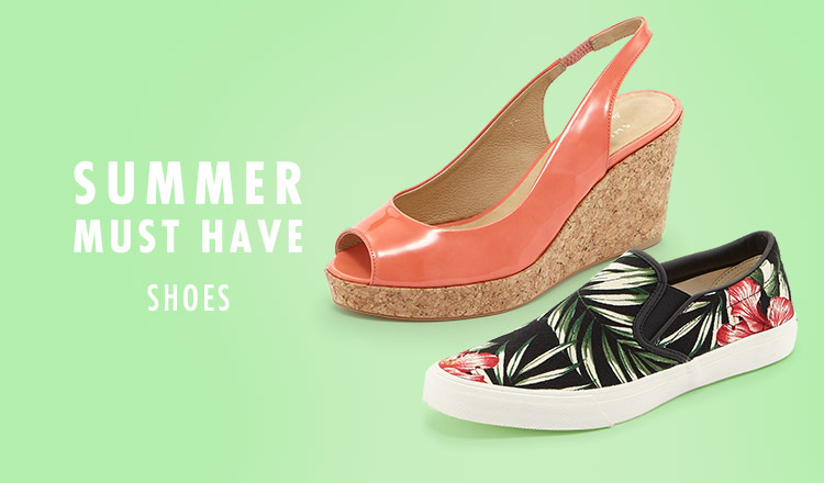 SUMMER MUST HAVE-SHOES-