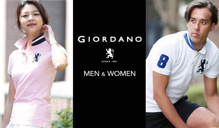 GIORDANO MEN & WOMEN