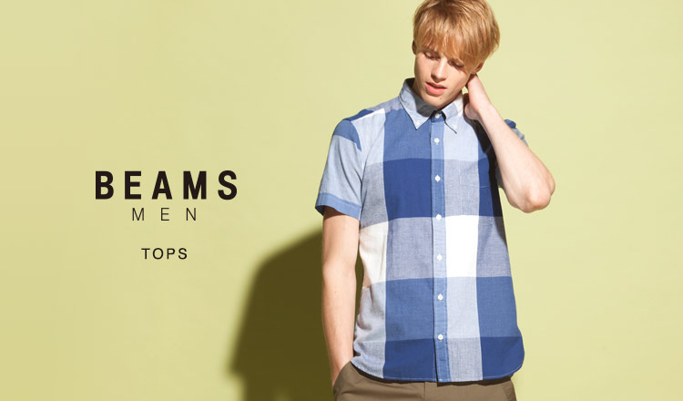 BEAMS MEN'S TOPS