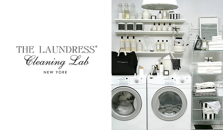 THE LAUNDRESS Cleaning Lab.