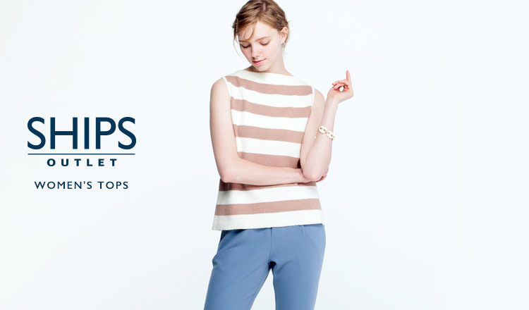 SHIPS OUTLET WOMEN'S TOPS