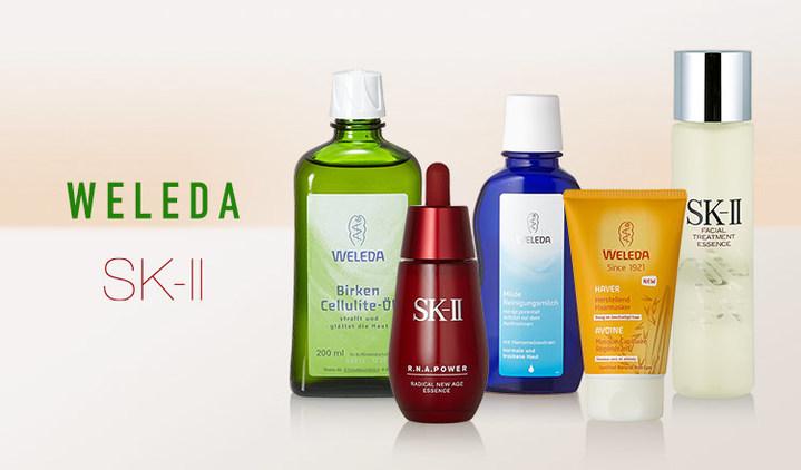 WELEDA/SK-II