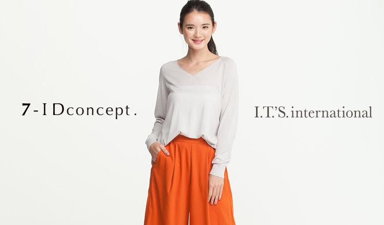7-ID CONCEPT/IT'S INTERNATIONAL