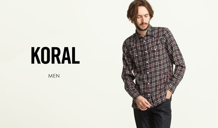 KORAL and more MEN
