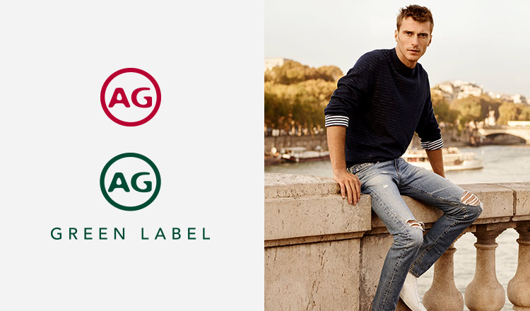 AG/AG GREEN LABEL MEN