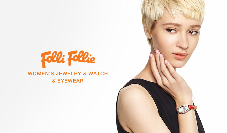 Folli Follie WOMEN'S JEWELRY & WATCH & EYEWEAR