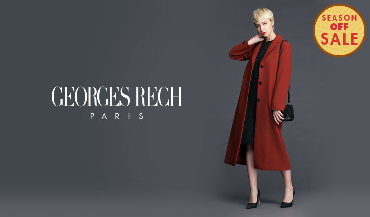 GEORGES RECH_SEASON OFF SALE