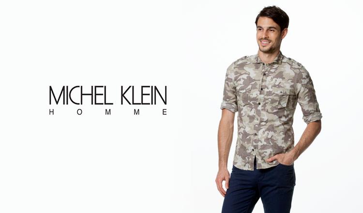 MICHEL KLEIN HOMME