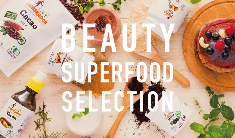 BEAUTY SUPERFOOD SELECTION