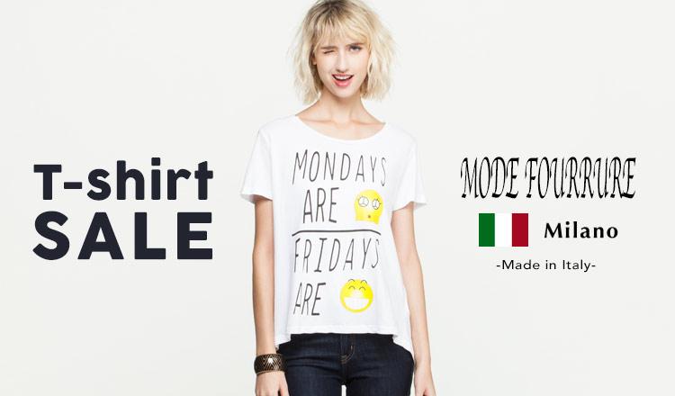 T-shirt SALE by MODE FOURRURE