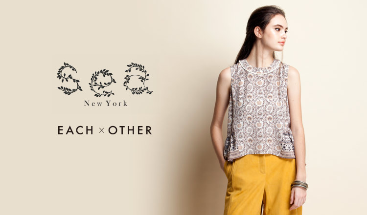SEA NEW YORK/EACH×OTHER