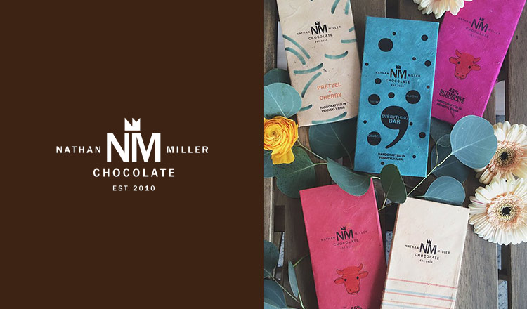 BEAN TO BAR CHOCOLATE -NATHAN MILLER-