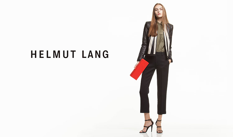HELMUT LANG -BASIC-