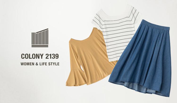 COLONY2139 WOMEN & LIFE STYLE