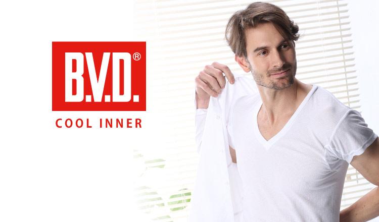B.V.D. -MEN-