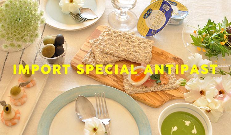 IMPORT SPECIAL ANTIPAST