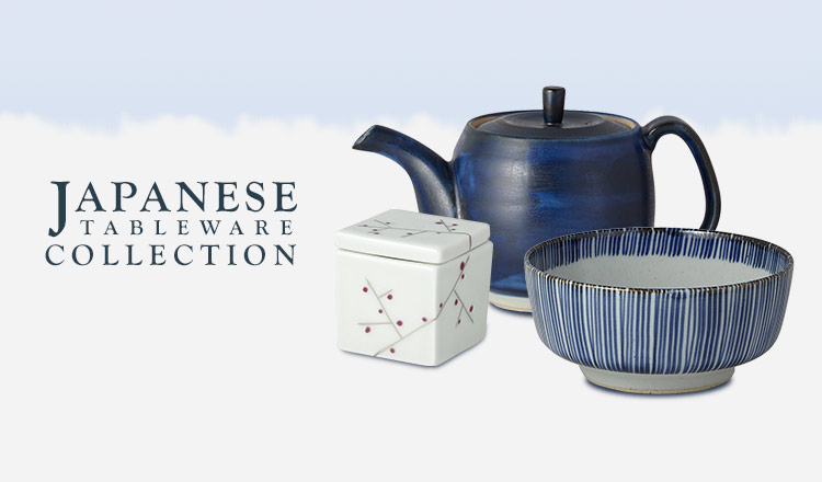 JAPANESE TABLEWARE SELECTION