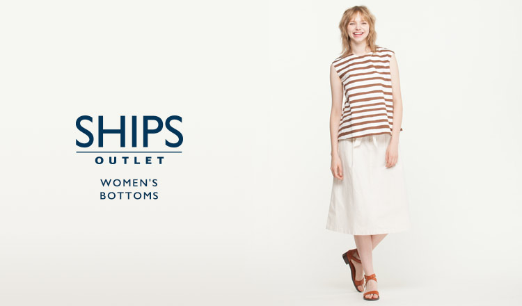 SHIPS OUTLET WOMEN'S BOTTOMS