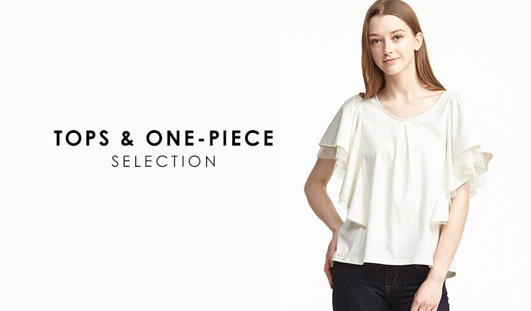 TOPS & ONE-PIECE SELECTION