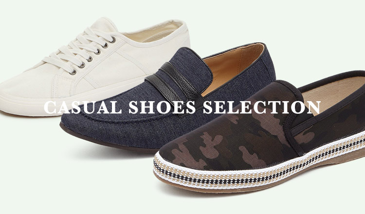 CASUAL SHOES SELECTION