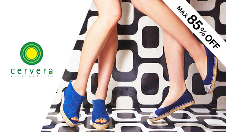CERVERA -SUMMER SHOES SELECTION-