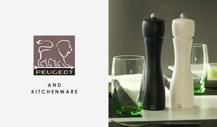 PEUGEOT AND KITCHENWARE
