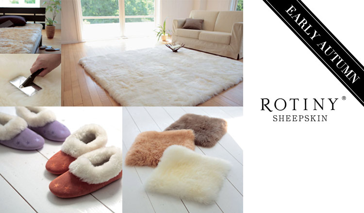 ROTINY SHEEPSKIN_EARLY AUTUMN
