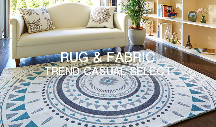 - TREND CASUAL SELECT- RUG & FABRIC