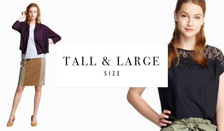 TALL& LARGE SIZE