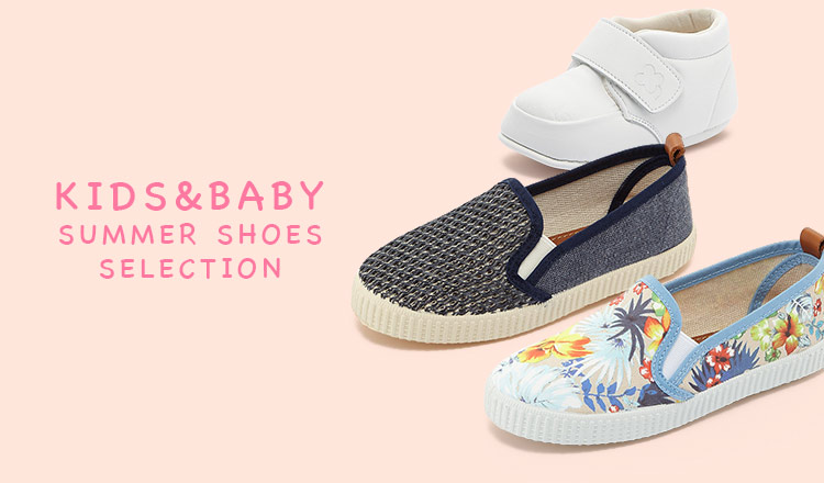 KIDS&BABY SUMMER SHOES SELECTION