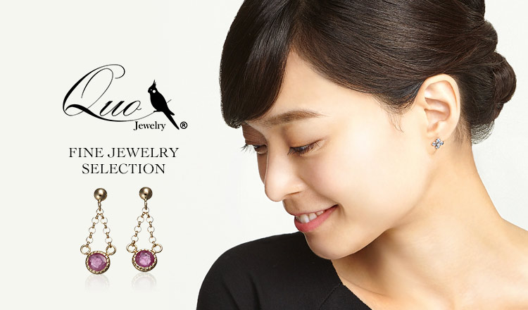 FINE JEWELRY SELECTION By Quo Jewlry