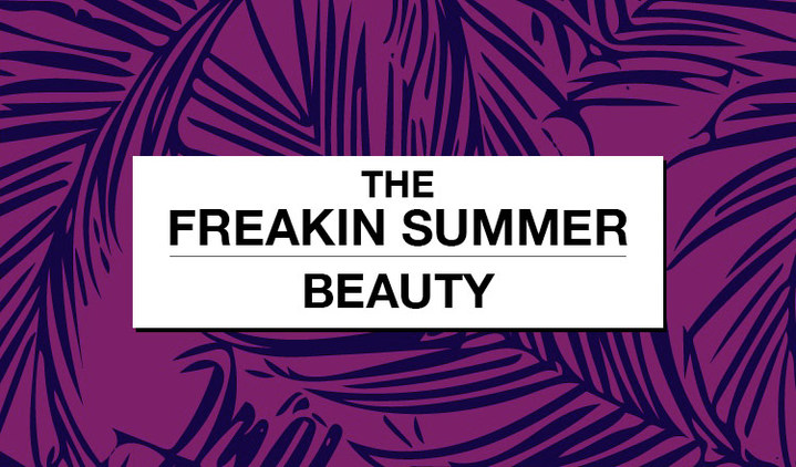 THE FREAKIN SUMMER-BEAUTY-
