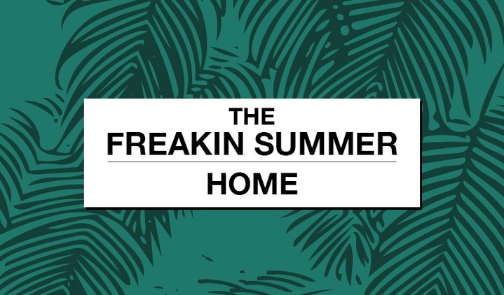 THE FREAKIN SUMMER-HOME-