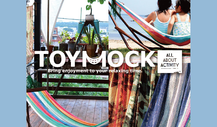 ALL ABOUT ACTIVITY×TOYMOCK