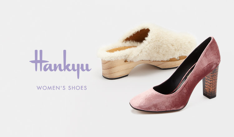 HANKYU WOMEN'S SHOES