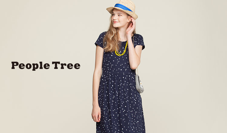 PEOPLE TREE-APPAREL-